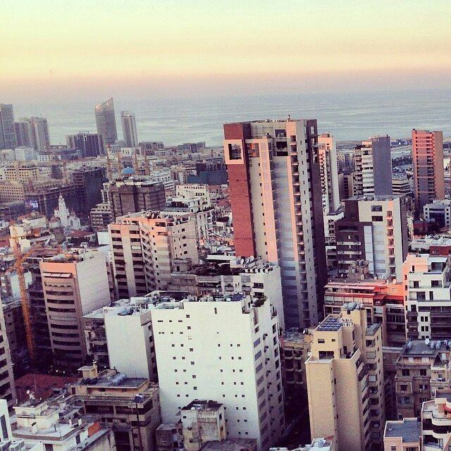 """""""Beirut the mother of mothers, paris of the middle east, where dreams are shattered and nights are awake"""" (Beirut, Lebanon)"""