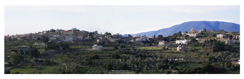 Collection of Images from Yaroun Taken by Moussa Habanbo