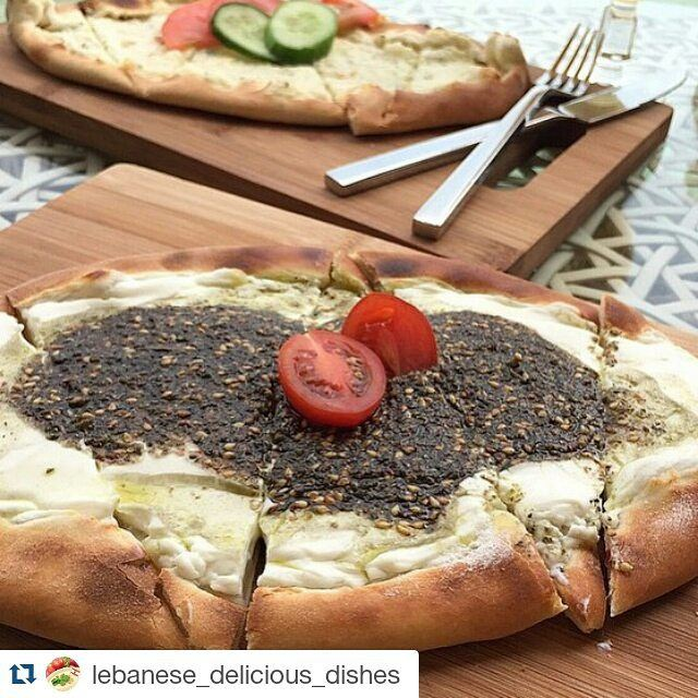 Repost @lebanese_delicious_dishes