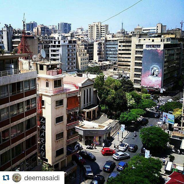Repost @deemasaidi (Beirut)