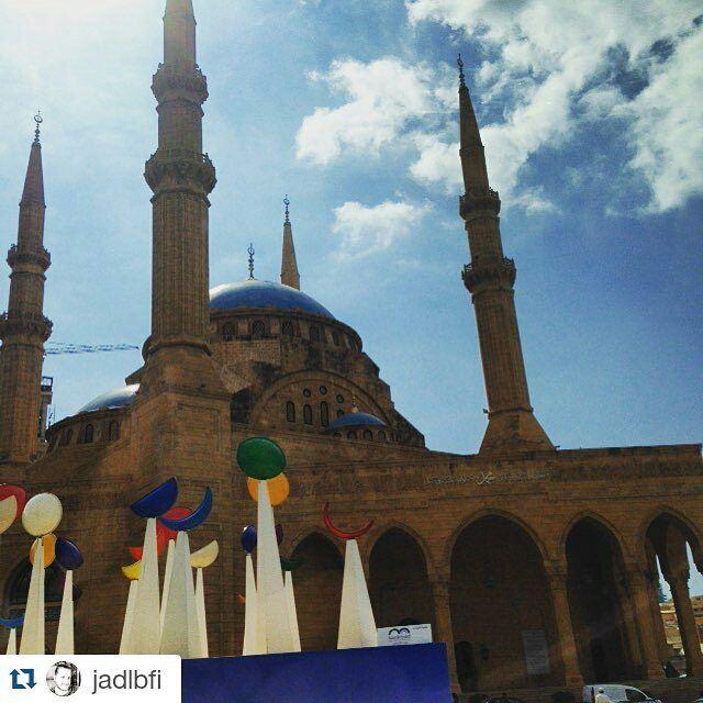 Repost @jadlbfi (Downtown, Beirut, Lebanon)