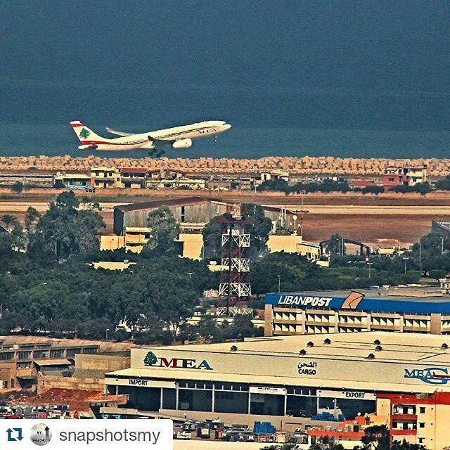 Repost @snapshotsmy (Beirut–Rafic Hariri International Airport)
