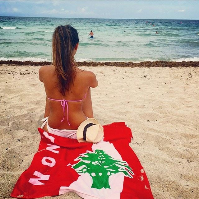 From Miami with love ✌ Lebanese and Proud.