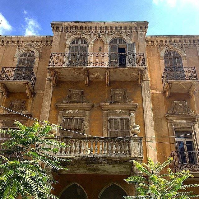 Old Lebanese Houses 👍👌