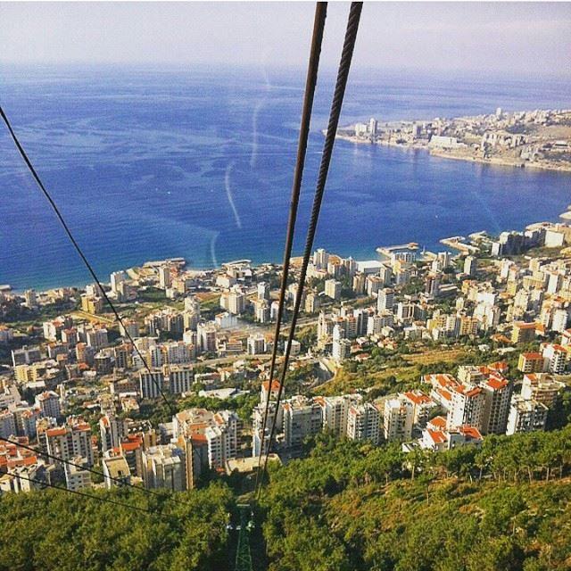 650m Telferique Jounieh BeirutCity