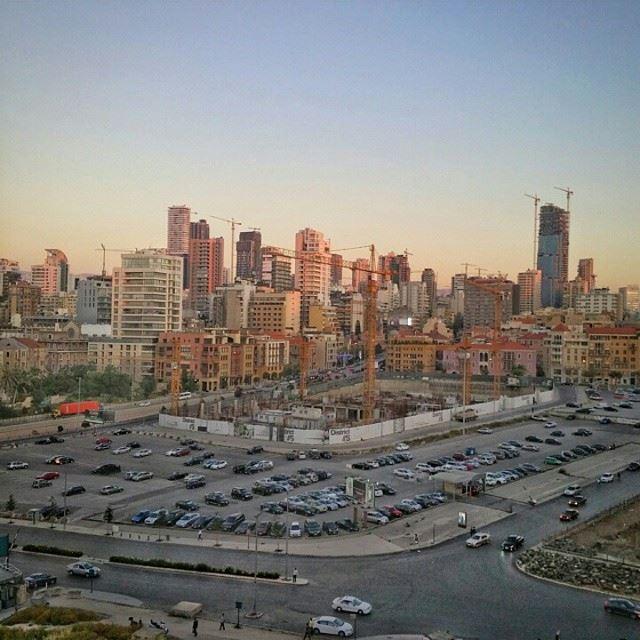 The Capital ❤💙 BeirutCity