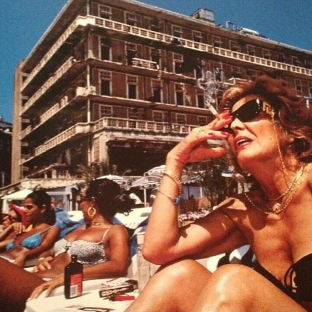 Beirut 1996 👍 (Saint-George Hotel,Yacht Club & Marina)