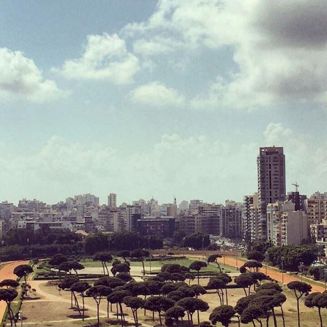 Beirut horse racing track! Lebanon