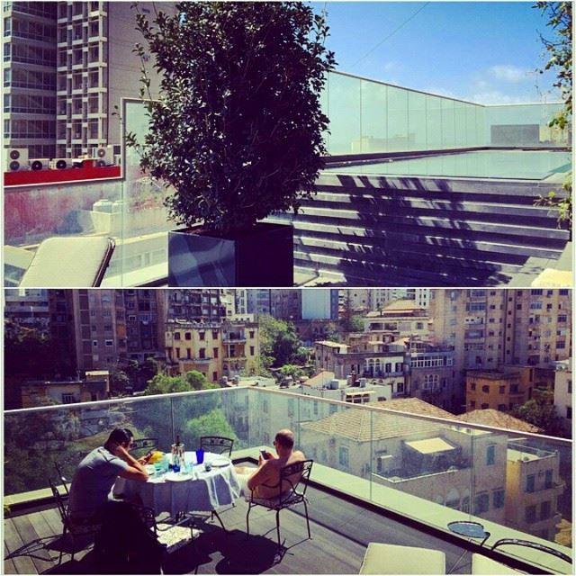 Todays lunchspot 👌 beirut westvillage gemmayze marmikhael Achrafieh lebanon beirutcity (Mar Mikhael, Beirut)