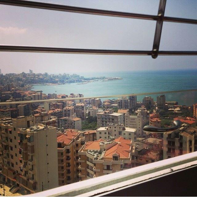 BeirutCity Beirut cablecar ocean amazingview