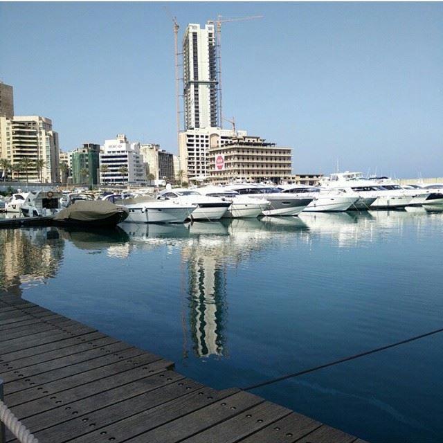 Nice walk at zaytouna bay.. zaytounabay ig_home ig_mood ig_lebanon solidere family freshair marina stgeorge stgeorgeyacht 5000steps sea Beirut lebanon Photo By @halaezzeddine (Zaytouna Bay, Beirut)