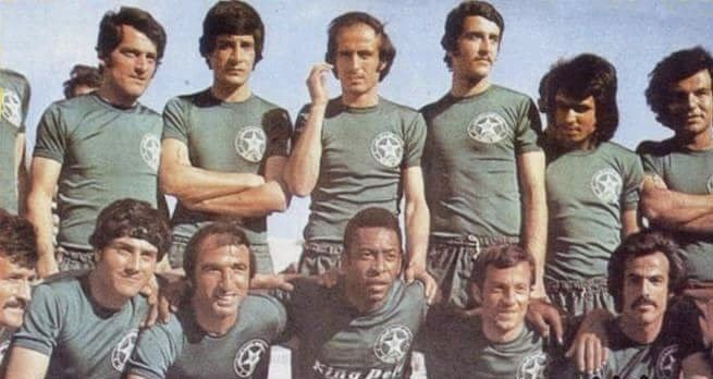 Pele & Nejme Football Team