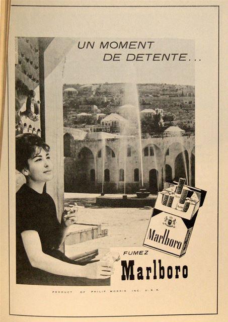 Marlboro Ads 1960s