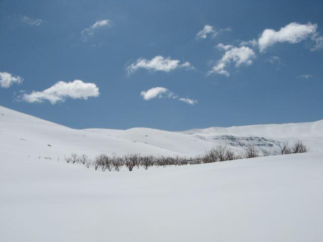 Snowshoeing Arz Bakafra 2009
