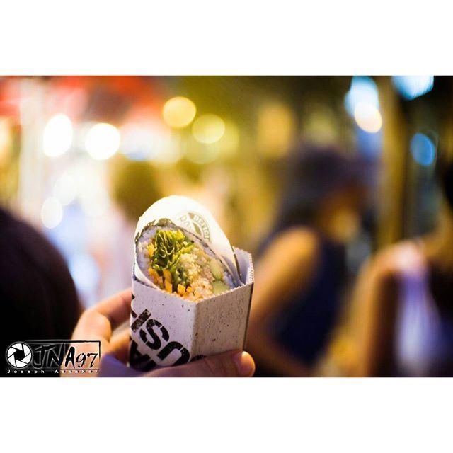 Sushi Burrito at @soukelakel 👌😋 (Souk El Akel)