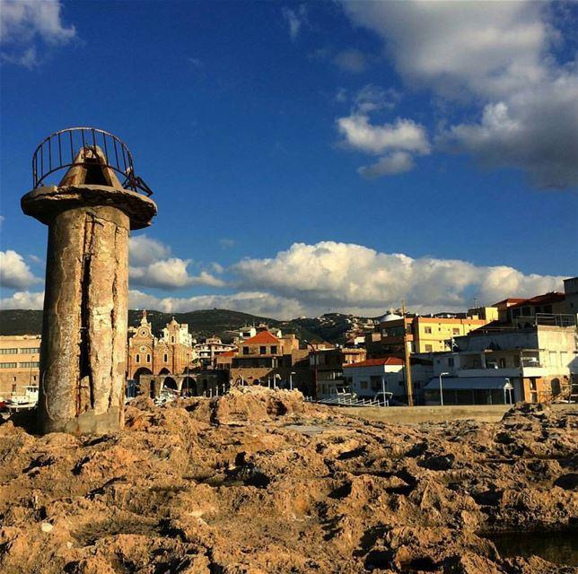 batroun mina marina old lighthouse (Mina-batroun)