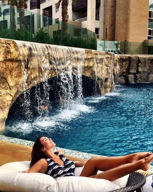 How we never grow old in Summerland. (Kempinski Summerland Hotel & Resort Beirut)