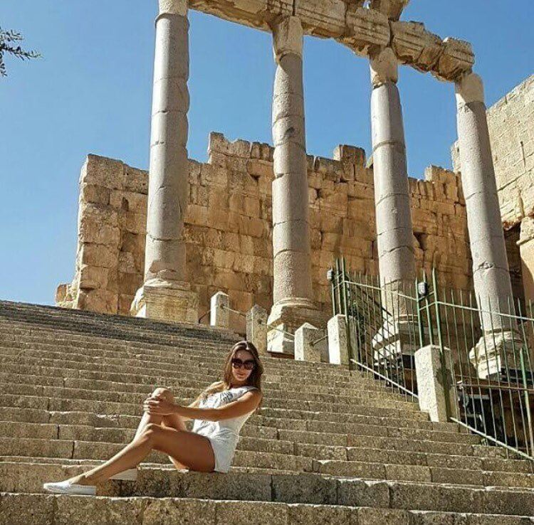 Photo taken by the beautiful @blazhkover (Baalbeck, Béqaa, Lebanon)