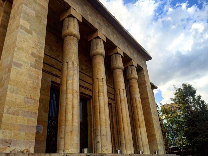 المتحف الوطني- بيروت