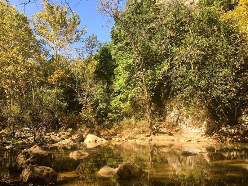 Yahchouch Valley - Nahr Ibrahim