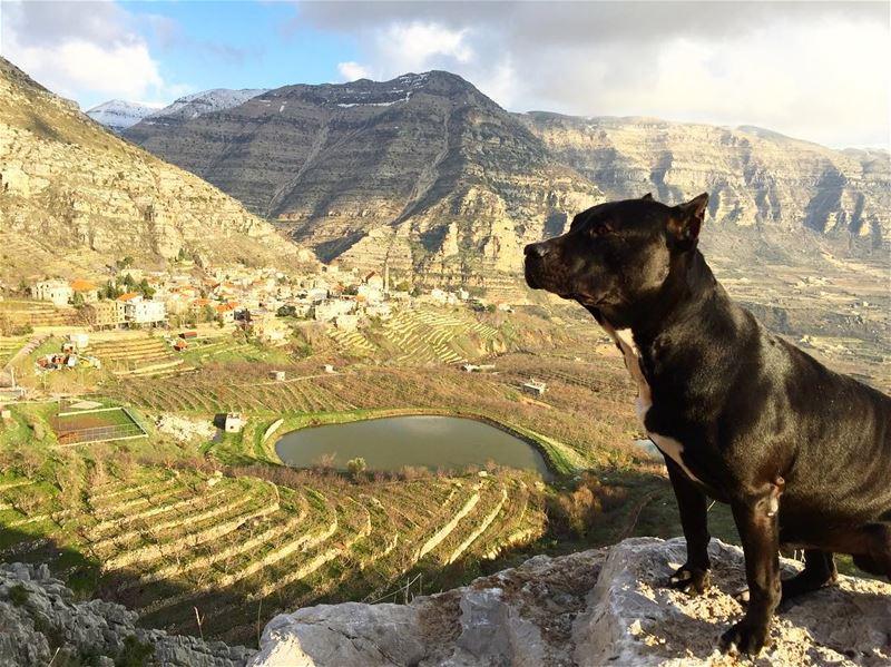 Akoura, Mont-Liban