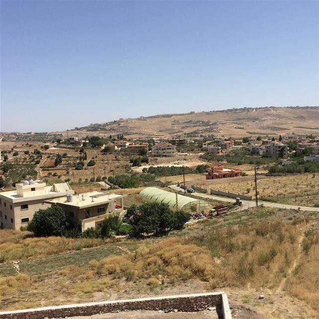 View of Yaroun, Lebanon