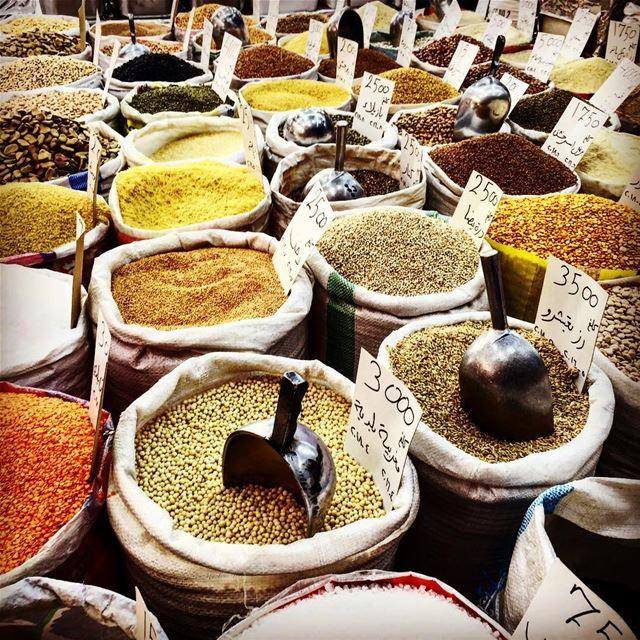 Flavours of Lebanon choufi ma fi tour