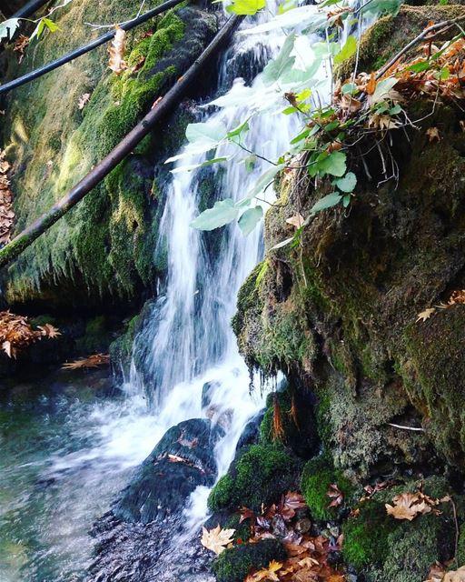 Waterfall (Akoura, Mont-Liban, Lebanon)