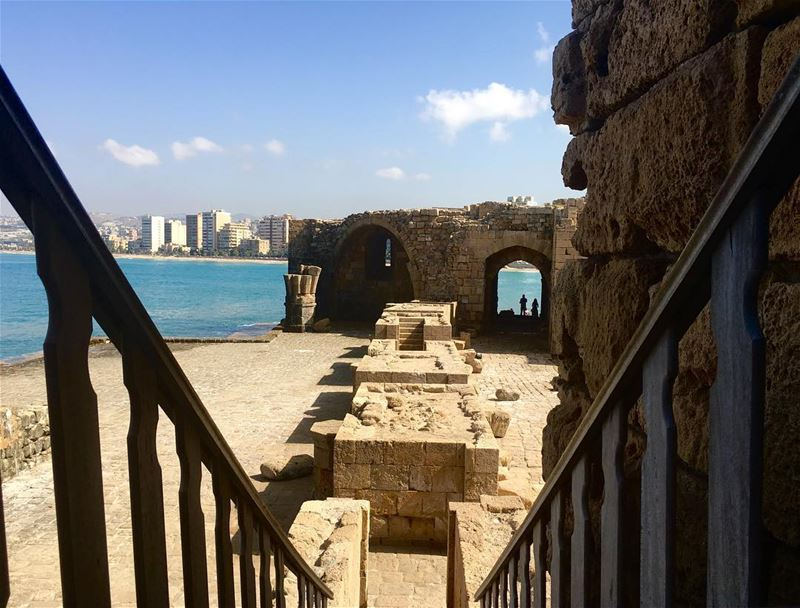 (Saida The Sea Castle)