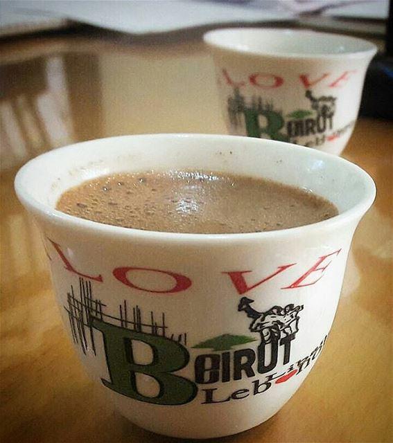 صباح الخير لكل عشاق القهوة ☕☕😙
