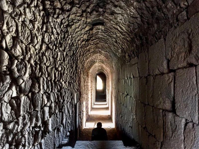 De pierre et de lumière (Beaufort Castle, Lebanon)