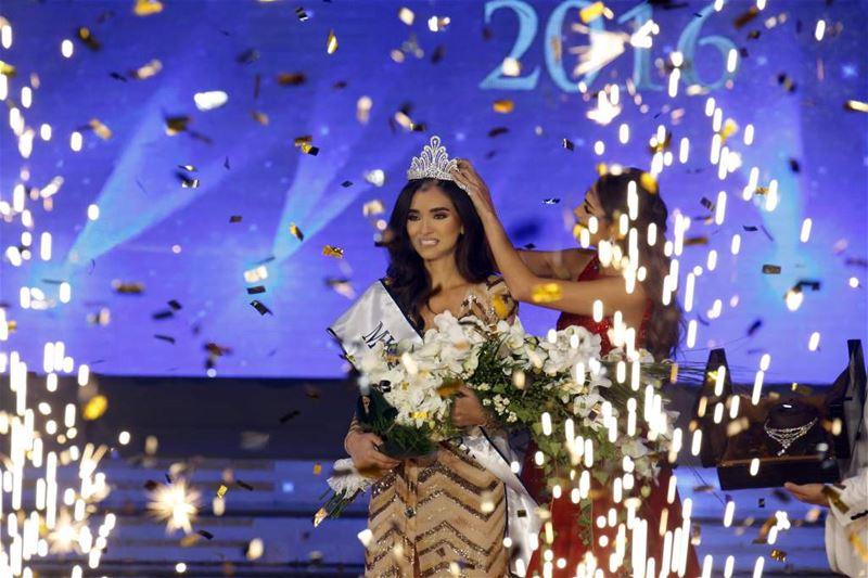 Sandy Tabet - Miss Lebanon 2016