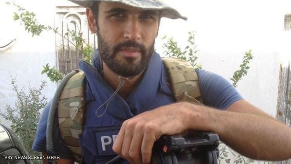 فقدان المصور سمير كساب في سوريا