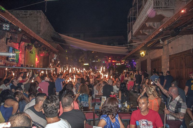 Live from Byblos Night Live