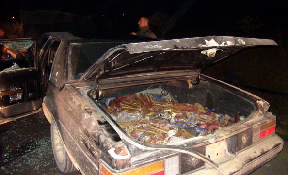 400 KG of Explosives in a Car in Bekaa