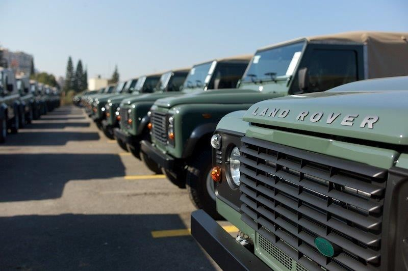70 Land Rover Defender are Coming to Lebanon