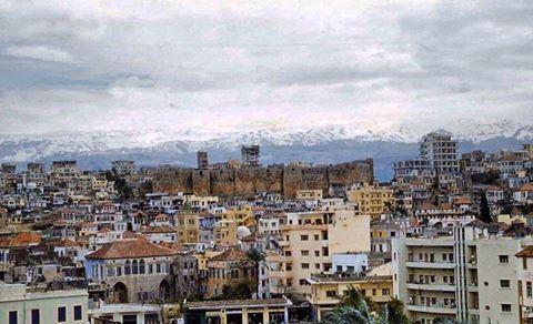 Tripoli in 1950