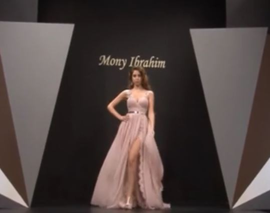 Mony Ibrahim Spring Summer Collection 2014