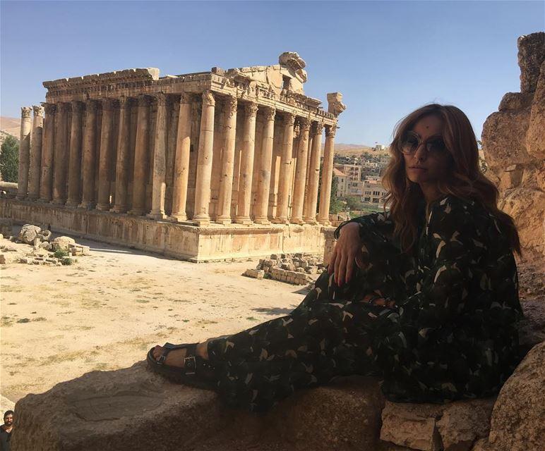 Sabrina Sato in Lebanon