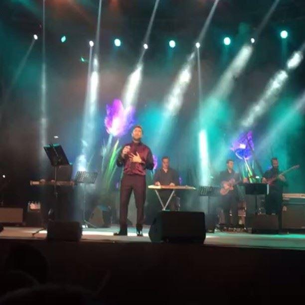 -بدي ياك- مهرجانات بيروت ٢٠١٦ waelkfoury_news