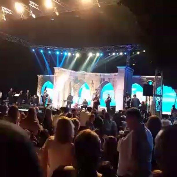 -الغرام المستحيل- مهرجان غوسطا part 1 waelkfoury_news