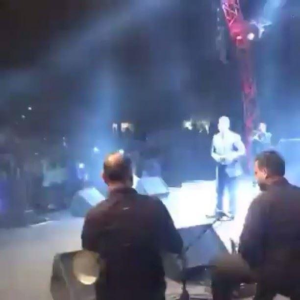 ليل و رعد و برد و ريح وائل_كفوري مهرجانات_القبيات waelkfourynews