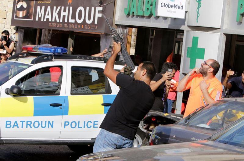 Firing Guns After the President Election