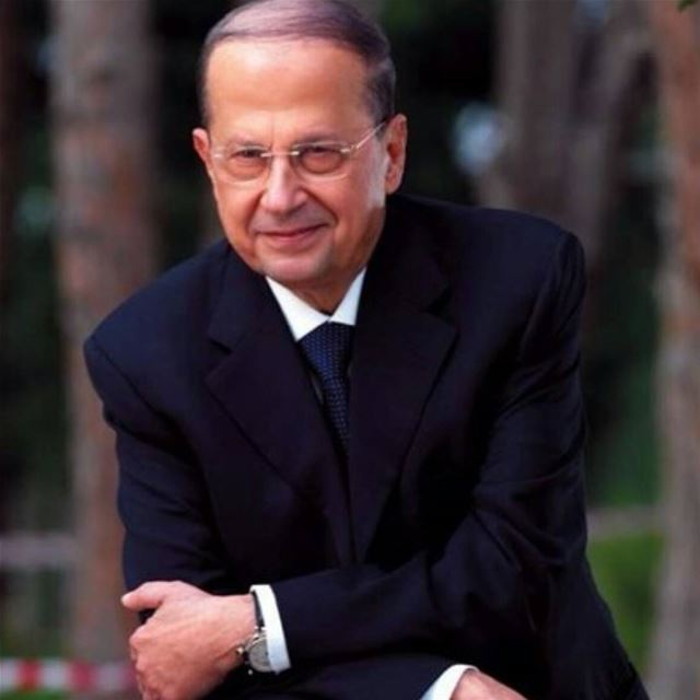 New lebanese president Michel Aoun 2016