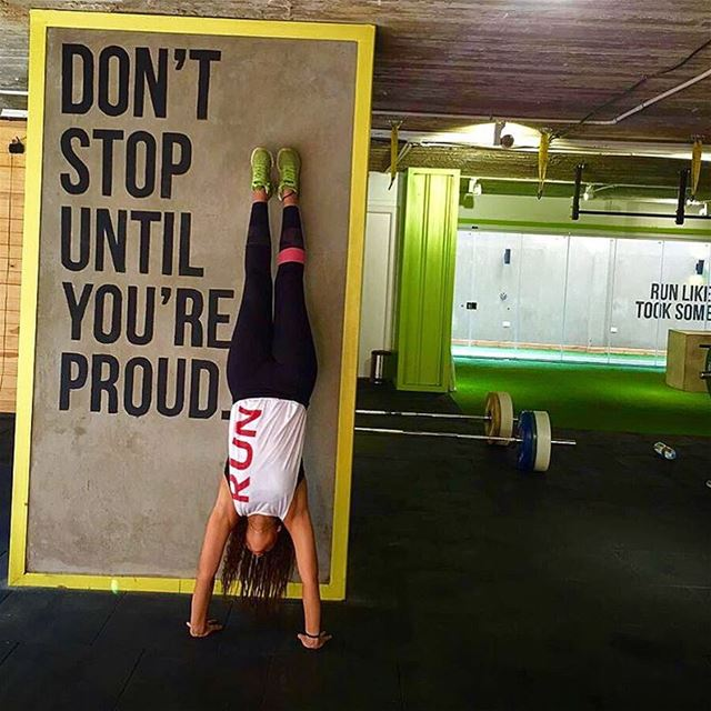 Hand Stands are Not So Difficult.