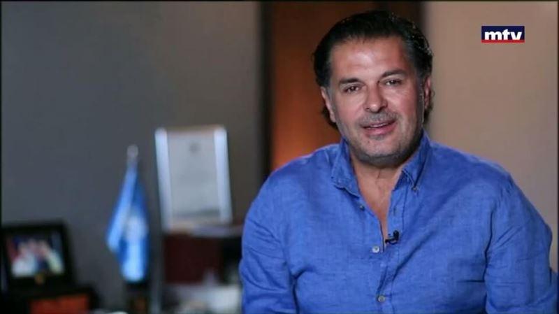 Happy 25th Anniversary Ragheb Alama, MTV Lebanon