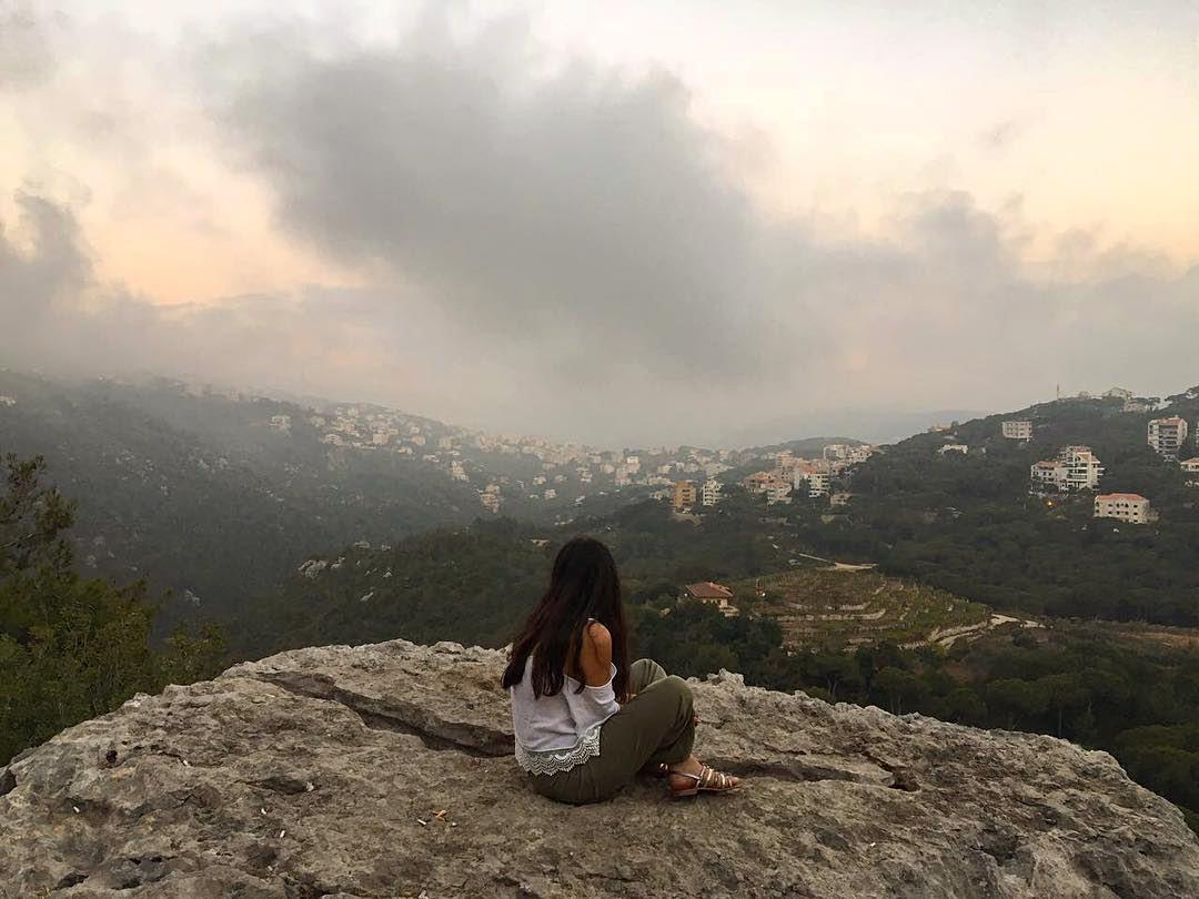 Un spot pas comme les autres (Broummâna, Mont-Liban, Lebanon)