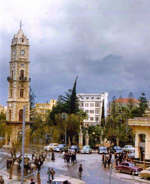 Tripoli Al-Tal Place 1954