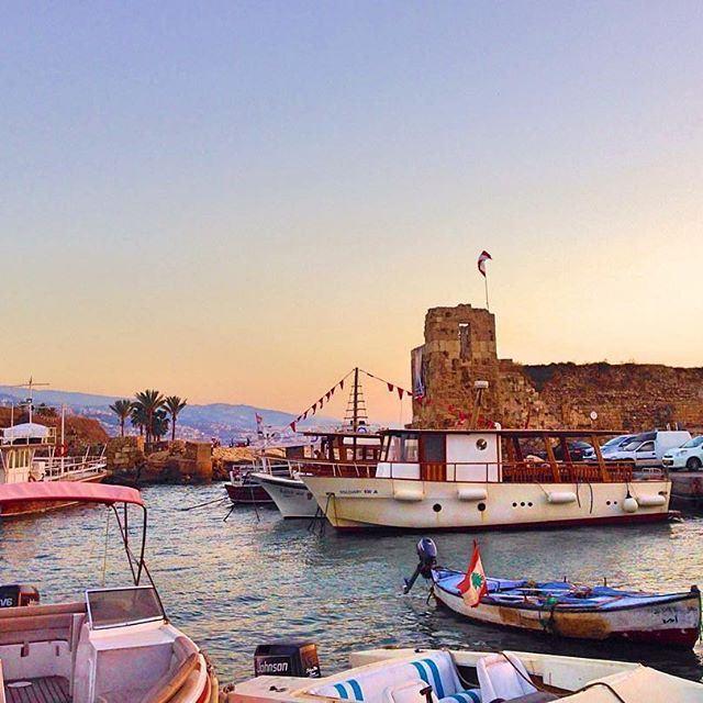 """Love Byblos! Felt like home! 😊👌❤️"" livelovebyblos by @aconstantinou11"