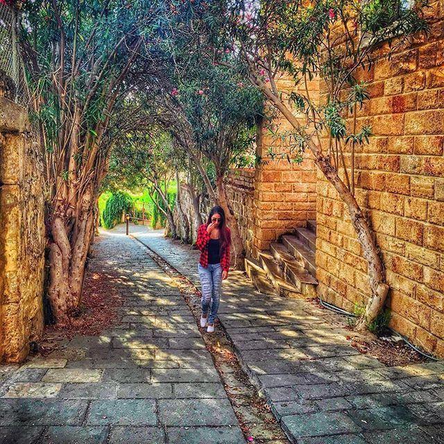 Ana unforgettable walk....